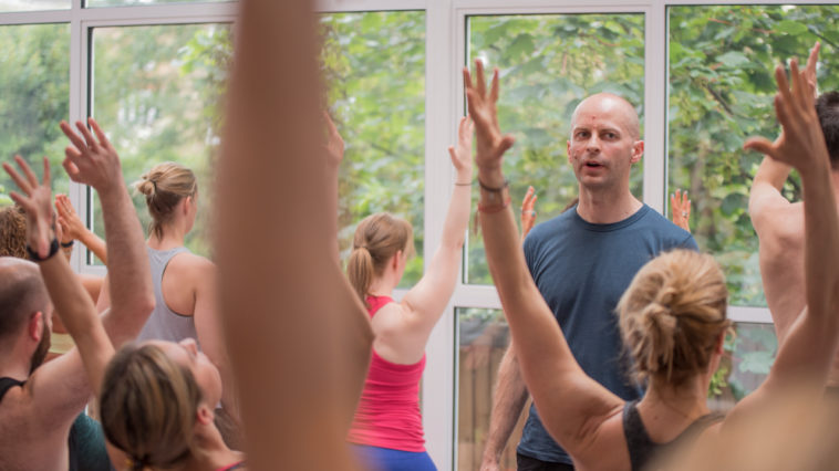 Yoga Teacher Training Weekend 6